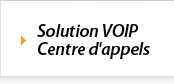solution centre d'appel